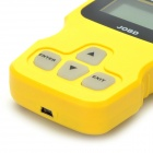 Car Vehicle OBDII/EOBD Scan Tool - Yellow