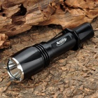 Bronte RC25 Cree XM-L T6 700LM 5-Mode White LED Flashlight (1 x 18650 / 2 x 16340 / 2 x CR123A)