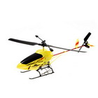 2-CH R/C Model Helicopter Complete Kit (220V~240V AC Charger)