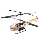 3-CH R/C 3D Model Helicopter Complete Kit