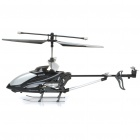 Rechargeable 3-CH R/C Helicopter w/ 300KP Camera & Gyroscope - Black (TF Slot)