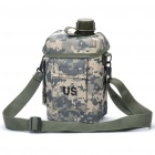 Outdoor Sports US Military Canteen - Army Green (2L)