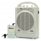LB-301 Rechargeable Portable Wireless Amplifier w/ FM / 3.5mm Audio / 6.3mm Audio / USB