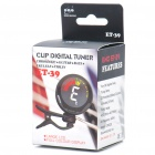 "1,5 ""LCD Clip-über digital Tuner (1 x CR2032)"