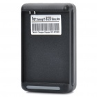 Battery Charger w/ USB Power Output for Samsung i9220 (AC 100~240V / 2-Flat-Pin Plug)