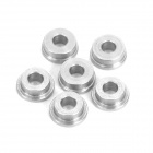 6mm Stainless Steel Bushings for Gearbox Upgrade (6-Pack)