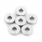 7mm Stainless Steel Bushings for Gearbox Upgrade - Silver (6PCS)