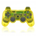 Designer Rechargeable Bluetooth Wireless DoubleShock SIXAXIS Controller für PS3 - Yellow