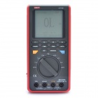 "UNI-T UT81B 3.2"" LCD Digital Oscilloscope & Multimeter - Red + Black (4 x AA)"
