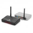 2.4GHz Wireless DVD / DVR / STB AV Transmitter / Receiver Set