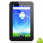 "Android 2.3 Tablet PC w/ 7"" Capacitive Touch Screen , Wi-Fi, Camera and G-Sensor (A10 / 4GB)"