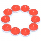 Round Shaped Scented Candle - Random Color (10-Piece Per Case / 6-Case Per Pack)