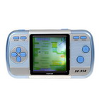 Multi-Game LCD Video Game Console (Checkers+Porter+Eagle Catch Chick+City Fighter)