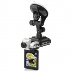 "1080P Wide Angle Car DVR Camcorder w/ HDMI / AV / SD (2.5"" LCD)"