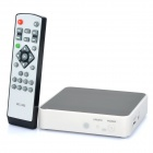 1080P Android 2.3 Internet TV Set Top Box w/ WiFi / OPTICAL / 2xUSB / HDMI / YPbPr / AV / LAN / SD