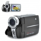 "Handheld/Car Mounted 5.0MP Digital Video Camcorder w/ 4X Digital Zoom / TV-Out / SD Slot (3"" LCD)"