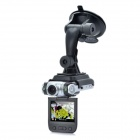 "1080P Wide Angle Car DVR Camcorder w/ 2-LED Night Vision / HDMI / AV-Out / TF (2"" LCD)"