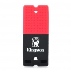 Genuine Kingston DataTraveler Mini Fun USB 2.0 Flash Drive - Black + Red (8GB)