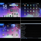"Genuine HYUNDAI H700 Android 2.3 Tablet w/ 8"" Capacitive Touch Screen / 8GB / Camera / Wi-Fi - Black"
