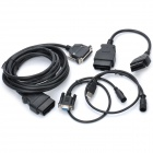 Multi-Diag Access J2534 Cables (4-Piece)