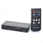4-Port 1080P HDMI Switch with Remote Controller (3-IN/1-OUT)