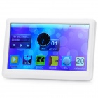 "5.0"" Resistive Screen MP4 Media Player w/ FM / TV-Out / TF - White (4GB)"