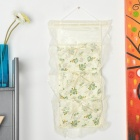 Decorative Lace 3-Compartment Hanging Storage Bag