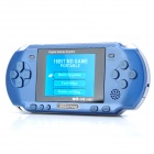 "2.7"" LCD Portable 16-bit Game Console w/ Built-in Games / TV-Out / Game Cartridge - Blue"