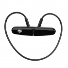 Sports Outdoor Behind-the-Head Style MP3 Player - Black (2GB)