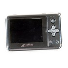 2.4-inch 1.3MPixel Digital Camera + MP4 Player with SD Slot (1GB)