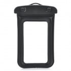 Universal Waterproof Bag with Strap for Iphone / Cell Phone - Black