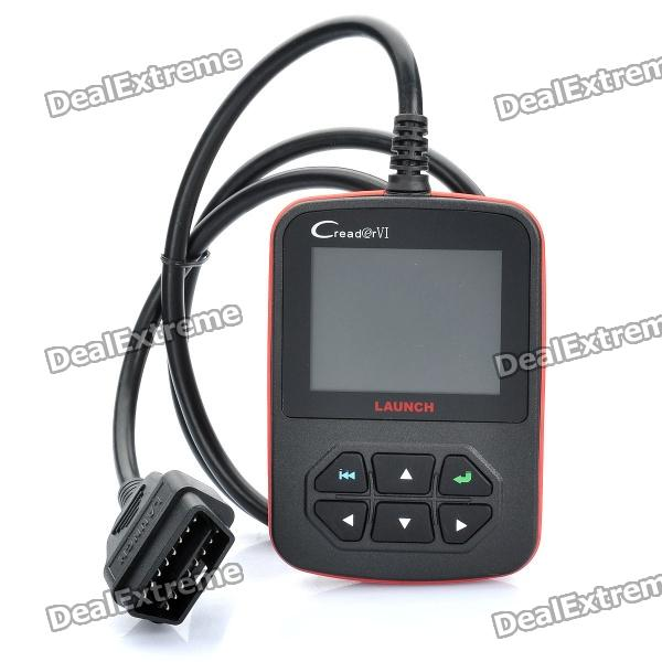 "Launch Reader VI 2.8"" LCD OBD2/EOBD Car Diagnostic Code Reader"