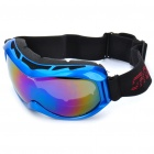SPYDER Durable Anti-Fog PC Goggles - Blue