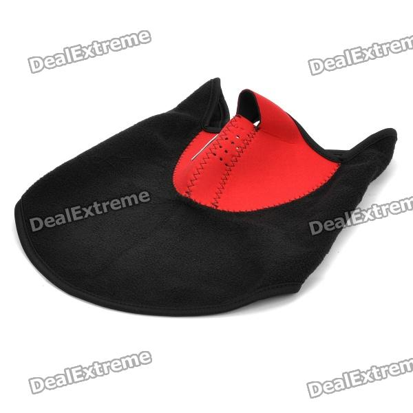 Legend Outdoor Riding Mask - Red + Black