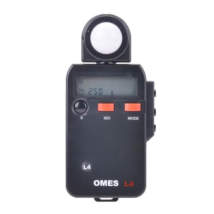 "OMES L4 2.0"" LCD Light Meter (1 x AA)"