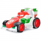 Car 2 Francisco Shake Rev and Go Action Racing Car (2 x AA)