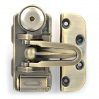 U-buckle Door Lock Security Alarm Set (3 x AG13)