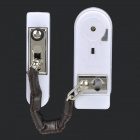 Anti-Theft Security Door Stop Alarm with Door Holder (3 x AG13)