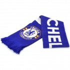 Football / Soccer Team Emblem Acrylic Fibers Scarf - Chelsea