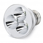 XM-L T6 3-LED 5-Modes 1800LM Smooth Aluminum Drop-in LED Module w/ Temperature Control
