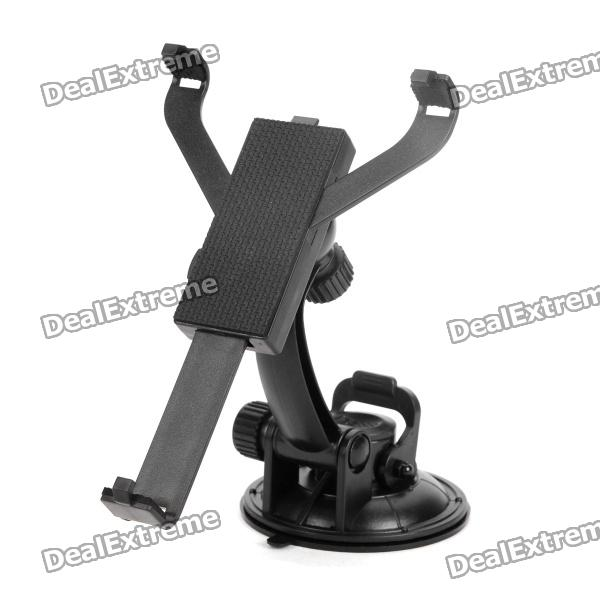 Universal Car Windshield Swivel Mount Holder for Ipad / GPS / Tablet concept car universal windshield mount holder for iphone samsung cellphone black