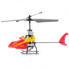 Rechargeable 4-CH R/C Helicopter - Red + Yellow