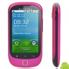 "Alcatel OT-927M Android 2.2 WCDMA Smartphone w/ 3.2"" Capacitive and Dual SIM - Magenta (4GB TF)"