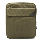 Protective Ultra-thin Carrying Bag for Tablet PC - Army Green