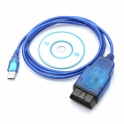 Opel Tech2 USB Cable Car Vehicle Diagnostic Tool - Azul