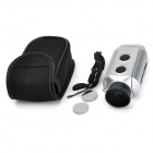 Digital 7X Golf Scope in Padded Case Silver