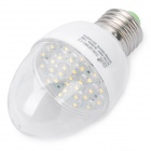 E27 1.5W 3500K 158-Lumen 30-LED Warm White Light Bulb (AC 180~240V)