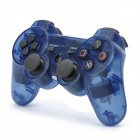 Designer Rechargeable Bluetooth Wireless DoubleShock SIXAXIS Controller für PS3 - Blue