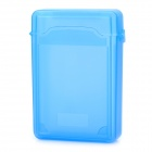 "Protective PP Case for 3.5"" HDD - Blue"