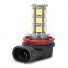H11 3W 7000K 160-Lumen 18-5050 SMD LED White Light Car Front Fog Lamp (DC 12V)